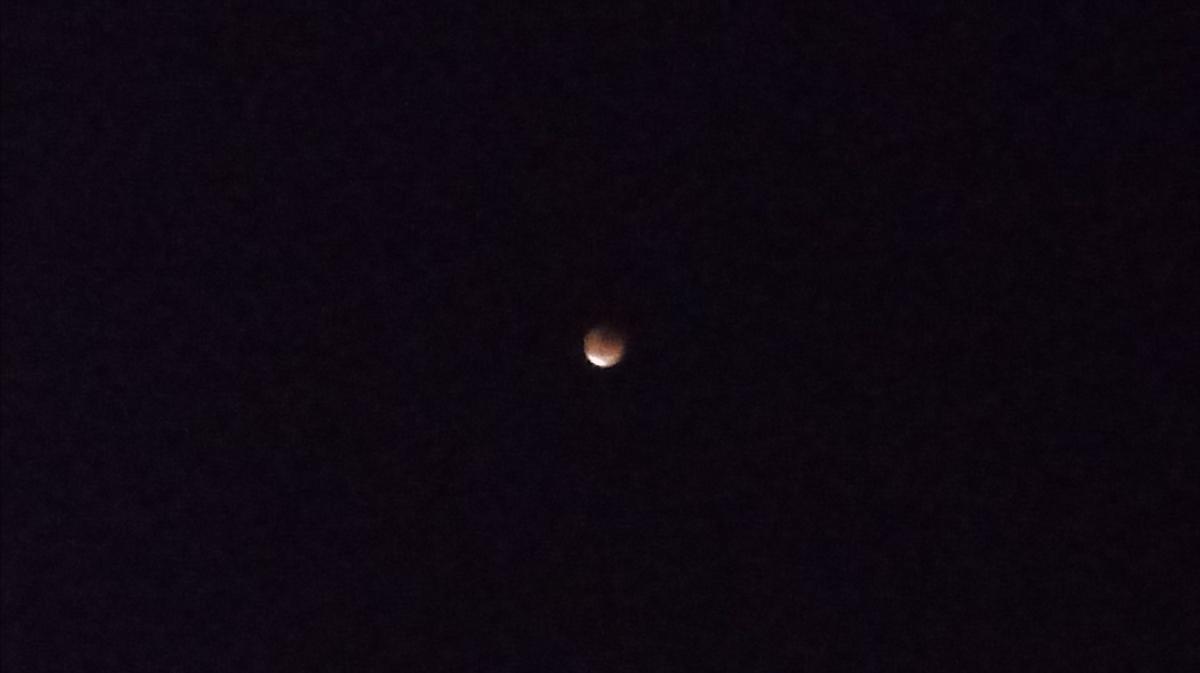 Super Blue Red Moon phenomenon